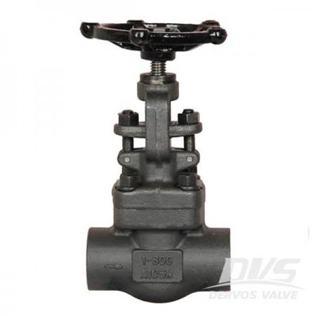 Forged Steel ASTM A105 Globe Valve