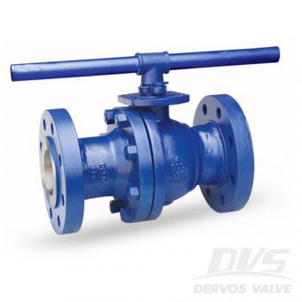 Two Piece Cast Steel Ball Valve
