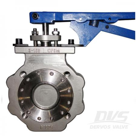 SS High Performance Butterfly Valve