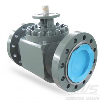 Top Entry Ball Valve ASTM A105 8'' 900LB