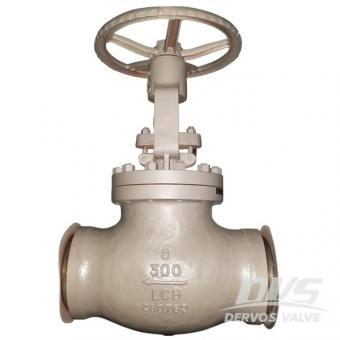 handwheel operated globe valve