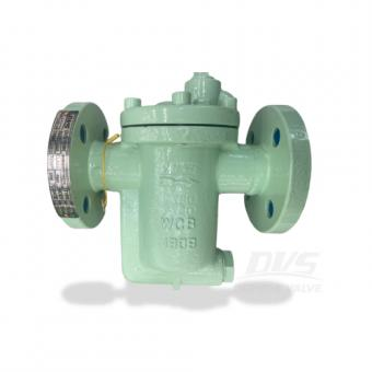 DN20 PN40 Carbon Iron Inverted Bucket Steam Trap WCB