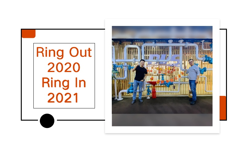 Ring Out 2020 & Ring In 2021